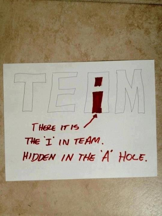 The I Team